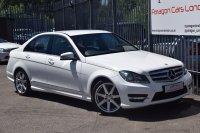 Mercedes-Benz C Class C220 Saloon 2.1CDi BluEff 170 SS AMG Sport 7G-T+ Auto