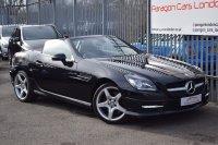 Mercedes-Benz SLK SLK250 Coupe Convertible 2.1CDi BluEff 204 SS AMG Sport 7GT+