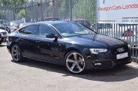 Audi A5 Sportback quattro 2.0TDi 177 SS Black Edition ST7