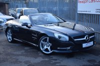 Mercedes-Benz SL SL350 Coupe Convertible 3.5 BluEff 306 SS 7GT