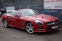 Mercedes-Benz SL SL350 Coupe Convertible 3.5 306 SS AMG Sport 7GT