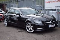 Mercedes-Benz CLS CLS350 Coupe 3.0CDi 265 SS AMG Sport 7GT+