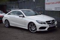 Mercedes-Benz E Class E250 Coupe 2.1CDi 204 SS AMG Sport 7GT+