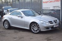 Mercedes-Benz SLK SLK200 Coupe Convertible 1.8K 163 A5