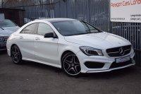 Mercedes-Benz CLA CLA220 Coupe 4Dr 2.1CDi 170 SS AMG Sport 7G-DCT