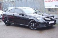 Mercedes-Benz C Class C220 Coupe 2.1CDi 170 SS AMG Sport Edition Premium Plus 7GT+