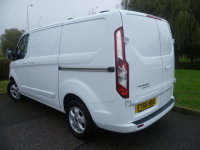 Ford Transit Custom 2.0 TDCi 170ps High Roof Limited Van