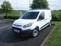 Ford Transit Connect 1.6 TDCi 95ps Van
