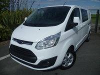 Ford Transit Custom 2.2 TDCi 155ps Low Roof D/Cab Limited Van