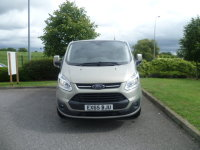 Ford Transit Custom 2.2 TDCi 155ps Low Roof Limited Van