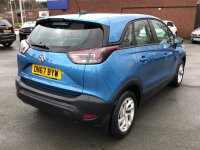 Vauxhall Crossland X SE ECOTEC S/S Turbo 110PS