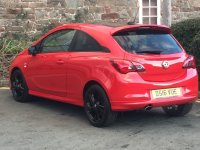 Vauxhall Corsa 1.4 Limited Edition 3dr