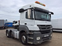 Mercedes-Benz Axor 2543 LS HRS