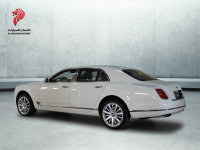 Bentley Mulsanne Signature