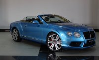 Bentley Continental GTV8S Convertible