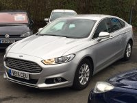 Ford Mondeo TITANIUM ECONETIC TDCI * Sat-Nav Upgraded Audio *