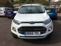 Ford EcoSport TITANIUM 1.0T ECOBOOST 5 DOOR * REAR SENSORS + KEYLESS ENTRY *