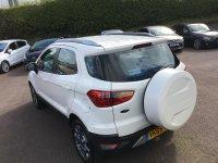 Ford EcoSport TITANIUM 1.0T ECOBOOST 5 DOOR * REAR SENSORS + KEYLESS ENTRY *