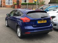 Ford Focus ZETEC 1.5 TDCI ** FRONT AND REAR SENSORS **