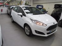 Ford Fiesta Zetec 1.25 82PS 5Dr *Rear Parking Sensors and Power Fold Mirrors*