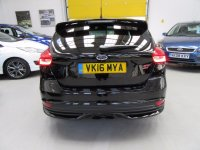 Ford Focus ST-3 2.0T 250ps **BLACK STYLE PACK - NAVIGATION - REAR CAMERA**