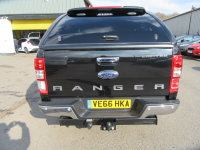 """Ford Ranger LIMITED 4X4 DCB TDCI 20"""" ALLOYS, HARD TOP, OFF ROAD PACK!!!"""