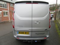 "Ford Transit Custom 290 Ltd DCB  18"" ALLOYS,SAT NAV, 190PS!!"