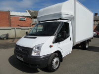 Ford Transit 350 DRW Luton Tail Lift