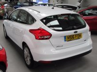 Ford Focus ZETEC 1.0T Ecoboost  100ps * Bluetooth Cheap Road Tax *