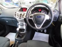 Ford Fiesta ZETEC S TDCI   * 50 mpg Cheap To Tax Only 27703 miles *
