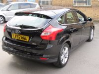 Ford Focus ZETEC 1.6 TDCi 115ps  * CHEAP TO TAX *