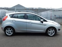 Ford Fiesta ZETEC 1.0T Ecoboost AUTOMATIC  * CITY PACK *