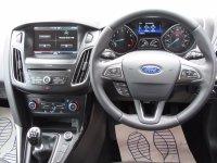 Ford Focus TITANIUM NAVIGATOR 1.0T 125ps  * Low Tax *