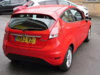 Ford Fiesta ZETEC 1.25  * Bluetooth And Music Streaming *