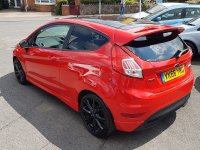 Ford Fiesta ZETEC S RED EDITION ***VERY LOW MILEAGE***