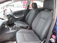 Ford Fiesta ZETEC 1.25  * Air-Con Full Ford History  *