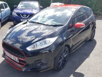 Ford Fiesta ZETEC S 1.0T 140ps BLACK EDITION ** NAVIGATION **