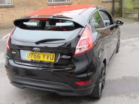 Ford Fiesta ST-LINE BLACK EDITION 1.0T 140ps  * SYNC NAVIGATION *