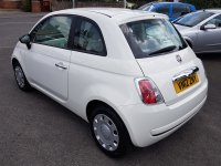 Fiat 500 POP 1.0 Petrol **FULL SERVICE HOSTORY**