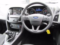 Ford Focus ZETEC 1.0T 100ps  * Low Road Tax Cost Upgraded Alloys *