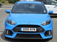 Ford Focus RS 2.3T 350ps *  SYNC2 NAV  LUX PACK  SHELL SEATS *