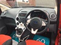 Ford Ka ZETEC 1.2 69PS 3 DOOR ** LOW MILEAGE + CHEAP TAX **