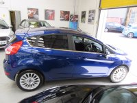 Ford Fiesta TITANIUM 1.6 Powershift Auto * Lovely Automatic *
