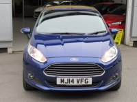 Ford Fiesta ZETEC 1.6i 100PS AUTOMATIC ** CITY PACK **