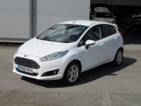 Ford Fiesta ZETEC 1.0T Ecoboost 100ps  * ZERO ROAD TAX  *