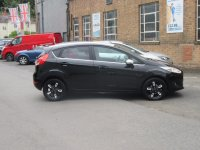 Ford Fiesta ZETEC NAV BLACK & WHITE EDITION 1.0T 100ps **CITY PACK**