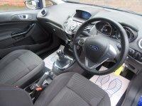 Ford Fiesta ZETEC **NAV & REAR SENSORS**