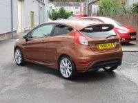 Ford Fiesta ZETEC S 1.0T 140ps **CITY PACK PRIVACY GLASS**