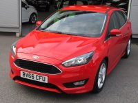 Ford Focus ZETEC S 1.0T 125ps  * ONLY 10,000 MILES *