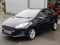 Ford Fiesta ZETEC 1.0T Ecoboost 100ps   AUTO * CITY PACK *